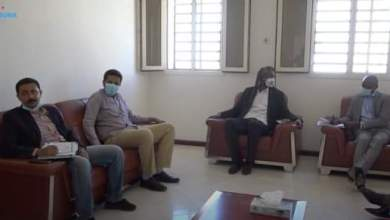 د. الهادي إدريس يلتقي قيادات تجمع المهنيين يؤكد على إنفاذ بنود اتفاقية سلام جوبا
