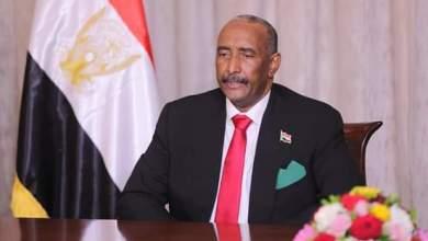 الفريق أول ركن عبد الفتاح البرهان رئيس مجلس السيادة الانتقالي