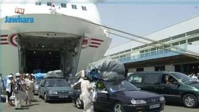 استئناف الرحلات البحرية بين مينائي دقنة و جدة