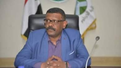 والي الخرطوم ايمن خالد نمر