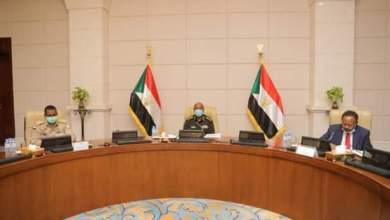 الإجتماع المشترك لمجلسي السيادة والوزراء يجيز موازنة 2021م