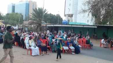 كشة : أسر الشهداء نادمة على دعم الحكومة المدنية