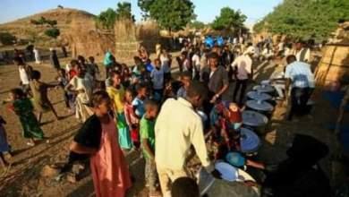 أكثر من 67 الف لاجئ من اقليم تقراي يدخلون السودان حتى اليوم