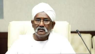 والي غرب كردفان الاستاذ حماد عبدالرحمن صالح