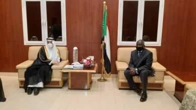 وزير المالية يؤكد على تطوير العلاقات وبناء شراكات مع السعودية