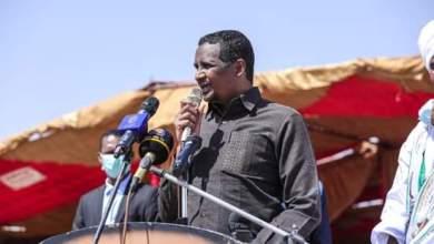 نائب رئيس مجلس السيادة : سنحمي الثورة مثلما حميناها منذ البداية