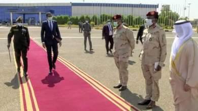 عاجل : دقلو يتوجه الى دولة الإمارات العربية المتحدة