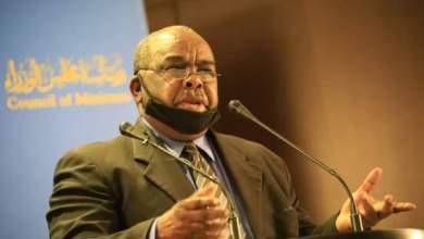 الاستاذ علي جدو آدم وزير التجارة والتموين