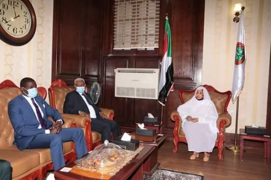 رئيس القضاء تجتمع بوزير العدل والنائب العام