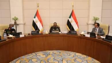 الإجتماع المشترك لمجلسي السيادة والوزراء يجيز عددا من القوانين