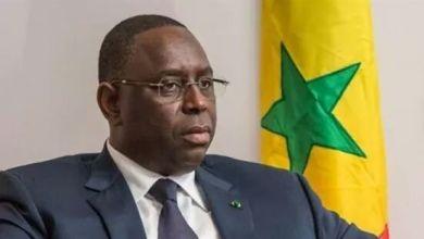 الرئيس السنغالي مكي سال
