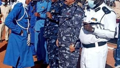 المفتش العام يشهد تخريج مجندات الدفعة 22 بمعهد الشرطة النسائية