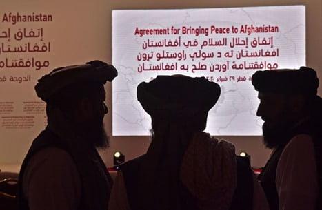 انطلاق مفاوضات بين طالبان وكابول في موسكو الخميس