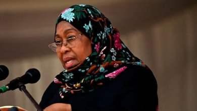 سامية حسن صلوحي، أول رئيسة مسلمة ومحجبة في قارة أفريقيا.