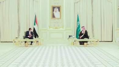 د. حمدوك وولي العهد السعودي يبحثان تطوير العلاقات التنموية