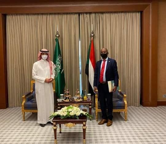 عاجل : السودان يؤكد جاهزيته لتلبية حاجة السعودية من الهدي
