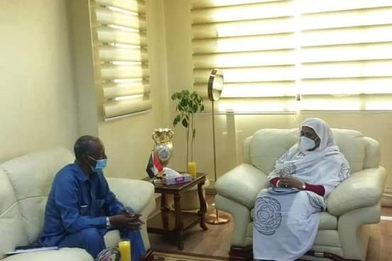 الخارجية تؤكد دعم السودان لعملية السلام في جنوب السودان