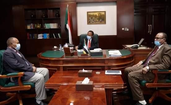 د. حمدوك يُوجِّه حكومة جنوب دارفور باتخاذ الإجراءات اللازمة لحماية المدنيين