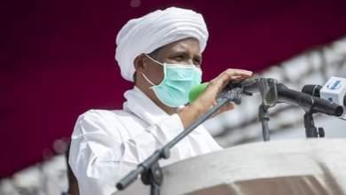 النائب الأول لرئيس مجلس السيادة الانتقالي، الفريق أول محمد حمدان دقلو