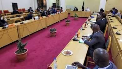 مجلس السلم والامن الافريقي يؤكد مساندته للسودان