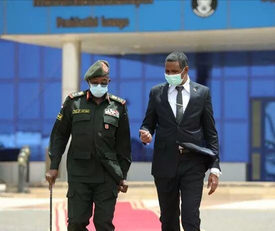 النائب الأول لرئيس مجلس السيادة الانتقالي يتوجه إلى النيجر