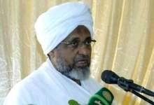 الأمين العام للحركة الاسلامية الزبير احمد الحسن