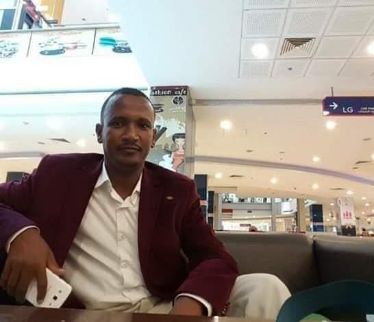 الصحفي مجاهد سعيد موسى