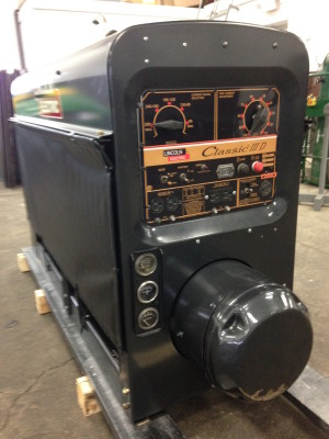 SOLDLincoln Classic 3D  Used Welders and New Welders for Sale
