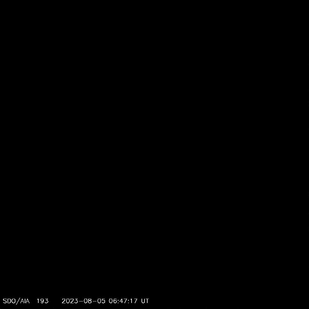 Мониторинг солнечной активности в реальном времени