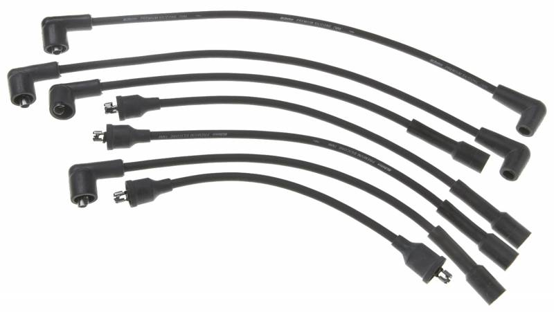 ACDelco 9466D Spark Plug Wire Set
