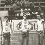 1980-81 PATRO 1ª div B Josu laría, Davalillo y Cuadra 17-06-81