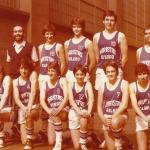 1980-81. Maristas infantil Campeón sector y 5º España