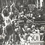 1981-82 PATRO Satecma 1ª B Alberto Anasagasti 3 con Mikel