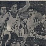 1981-82 PATRO Satecma 1ª B Alexander Aurre 5