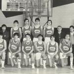 1983 Patro Maristas juvenil en CHOLET - Francia