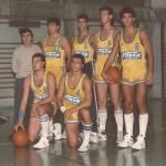 1986-87 PATRO Viland TV 2ª div nuevas incorporaciones