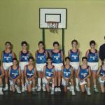 1989-90. MARISTAS mini subcampeón liga