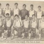 1990-91 PATRO 2ª div. Deia 1991 01 23