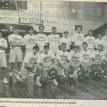 1994-95 BILBAO PATRONATO EBA. Correo 1994 08 17