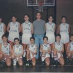 1995-96. El Salvador infantil