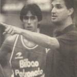 19960127 Presst. EBA entrenador JOSE LUIS ABOS