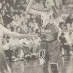 19960524 Egin EBA jugador LARSON. RUSSELL ELLIS