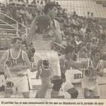 19960525 Voz de Galicia EBA jugador LARSON. RUSSELL ELLIS