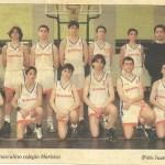 1997-98. Maristas inf. masc.