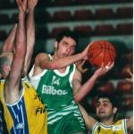 1998-99 PATRO 2ª Javi Salgado