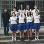 1999-00. PATRO Maristas cadete fem