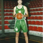 1999-2000 PATRONATO Josu Gonzalez Martin