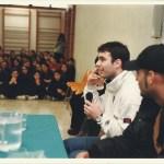 2000 Visita al colegio Fátima Esclavas de Pichardo y Aramisis d
