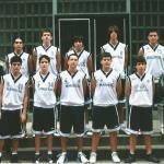 2006-07. PATRO Maristas cadete 1ª