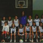2011-12. Maristas mini femenino